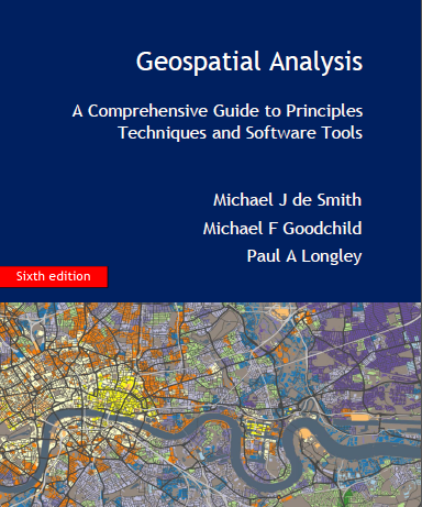 geospatial analysis spatial and gis analysis techniques and gis rh spatialanalysisonline com geospatial analysis a comprehensive guide to principles techniques and Geospatial Data Layers